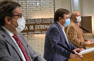 Extremadura aísla todos sus municipios y cierra el comercio y hostelería en todas las localidades mayores de 5.000 habitantes