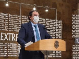 Se amplía 7 días el cierre perimetral de municipios y 28 días el toque de queda en Extremadura