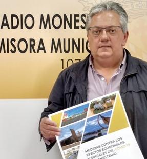 El Ayuntamiento de Monesterio abre el proceso de participación para el nuevo Plan de Impulso Empresarial