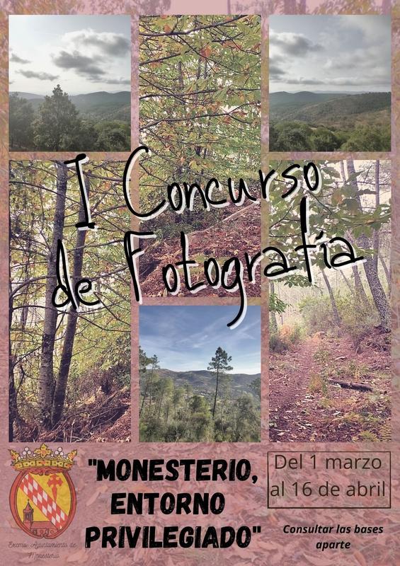 Convocado el concurso de fotografía `Monesterio entorno privilegiado´