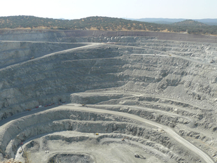 Aprobado el Plan de Emergencia Exterior de la Balsa de Estériles de la Mina de Aguablanca en Monesterio