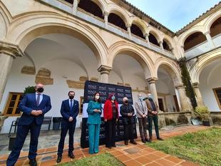 Begoña García destaca la creación del Museo de Arte Contemporáneo de Fregenal de la Sierra como revitalizante cultural y económico contra despoblación