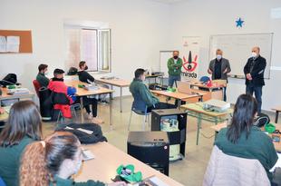 Clausurado el curso de Instalaciones solares fotovoltaicas en Bienvenida