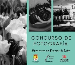 Presentado el Concurso de Fotografía `Primavera en Fuentes de León´