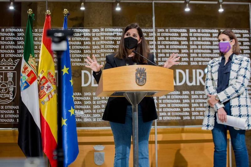 Presentado un proyecto de formación en violencia de género para municipios de menos de 3.000 habitantes