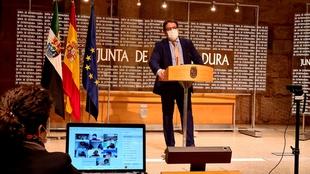 Se prolonga al menos 14 días más el cierre perimetral de Extremadura
