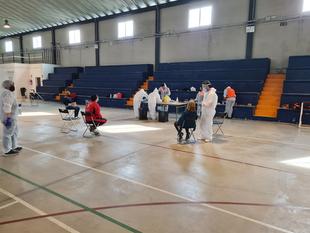 Dos nuevos cribados para la detección del covid-19 en Segura de León, uno para el Instituto y otro para la población de 16 a 70 años