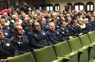 4 agentes de Monesterio recibirán las medallas a la permanencia en el servicio de la Policía Local de Extremadura en 2021