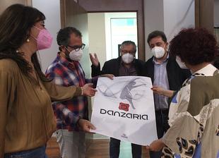 La primera edición de Danzaria estará en la comarca en Monesterio este próximo mes de mayo