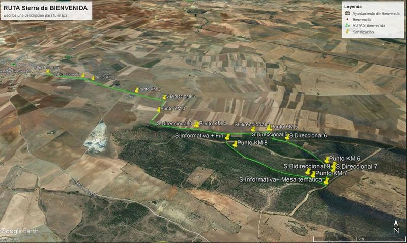 Bienvenida contará con la I Ruta Deportiva y Turística Cicloturista en la Sierra