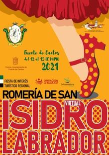 Presentada la programación de la Romería de San Isidro Labrador `virtual´ en Fuente de Cantos