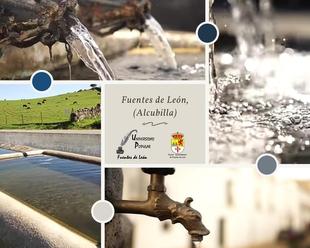 Nuevo proyecto de participación ciudadana en Fuentes de León para poner en valor todas las fuentes de la localidad