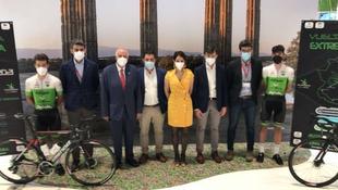 La Vuelta Ciclista a Extremadura comenzará en Monesterio con subida al Monasterio de Tentudía