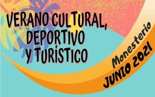 Monesterio presenta la programación cultural, deportiva y turística para el mes de junio
