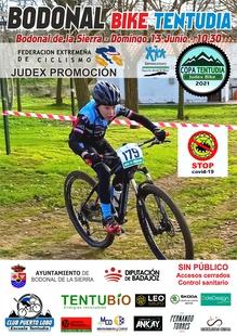 La Bodonal Bike Tentudía cierra el próximo 13 de junio la Copa Tentudía Judex Bike