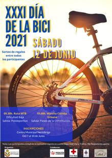 El 12 de junio tendrá lugar el XXXI Día de la Bici en Fregenal de la Sierra