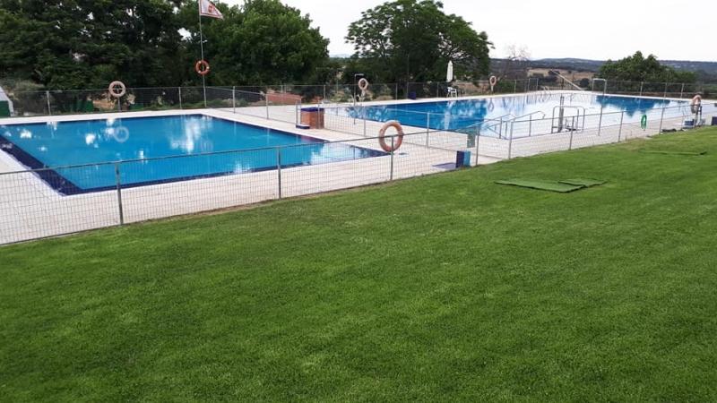 Las piscinas municipales de las localidades de la Mancomunidad de Tentudía abrirán este verano