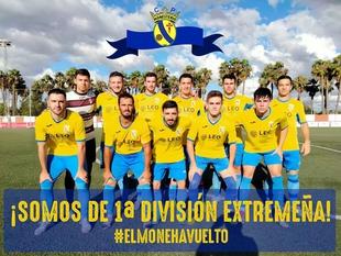 El CP Monesterio consigue el ascenso a la Primera División Extremeña de fútbol
