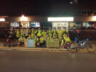 Espectacular desafío Epic Trail Badajoz - Bodonal, que continúa con la campaña solidaria hasta final de semana