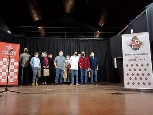 Antonio Girol y Ferrant Guinart ganadores del III Concurso Literario `Petronila Lavado de Cabeza la Vaca