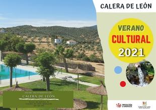 Calera de León presenta una completa programación cultural y deportiva de verano