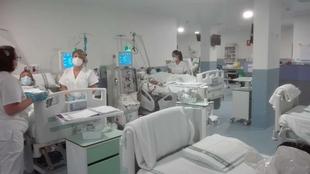 El Área de Salud de Llerena-Zafra finaliza la ampliación y mejora de sus unidades de hemodiálisis