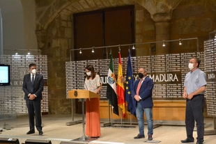 Extremadura recibirá dos millones de euros para rehabilitar el castillo de Montemolín dentro del Plan Nacional Turístico del Xacobeo 2021-22