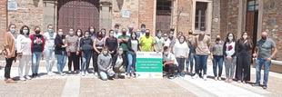 Comienza su andadura la Escuela Profesional Dual de Empleo `Higuera-Jerez II´