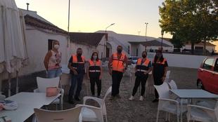 Todas negativas las 215 pruebas realizadas en el cribado poblacional en Fuentes de León