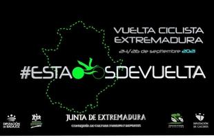 La Vuelta Ciclista a Extremadura comenzará en Monesterio el 24 de septiembre con 20 equipos participantes