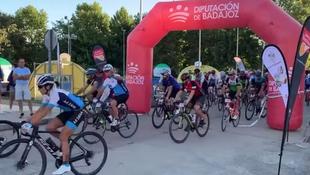 200 ciclistas disfrutaron de la XII Ruta Cicloturista Jamón de Monesterio este sábado