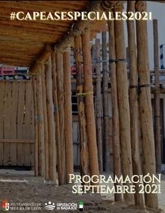 Presentada la programación de unas nuevas `Capeas Especiales´ en Segura de León