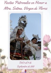 Presentada la programación de las Fiestas Patronales en Honor a la Virgen de Flores en Bodonal de la Sierra