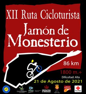 La Ruta Cicloturista Jamón de Monesterio nominada al premio El Anillo Deporte y Turismo (ENTRA Y VOTA)