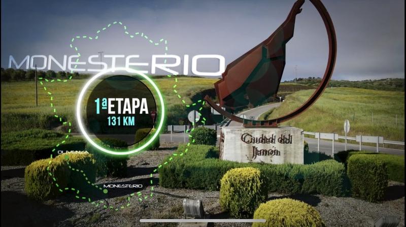 La Vuelta Ciclista a Extremadura comienza en Monesterio este viernes pasando por varias localidades de la comarca hasta Olivenza