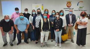 Trece desempleados de la comarca se han formado como cocineros en la Escuela de Hostelería de Monesterio