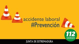 Herido grave un varón en Fuentes de León tras caer de varios metros en una fábrica de embutidos