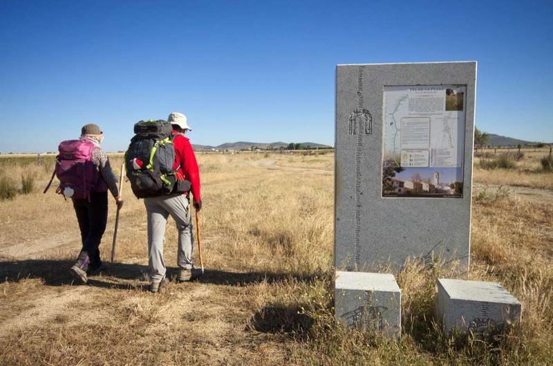 Cultura destina casi 200.000 euros para la mejora de la señalización de la Vía de la Plata