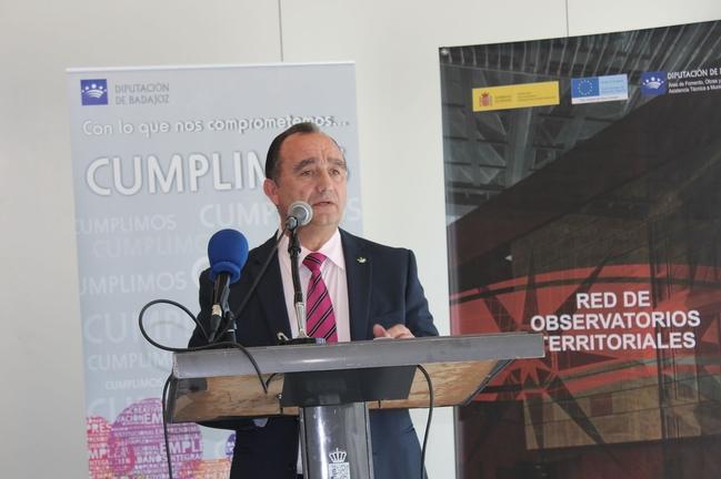 La Red CID se ampliará con nuevas incubadoras empresariales, una en Fregenal de la Sierra
