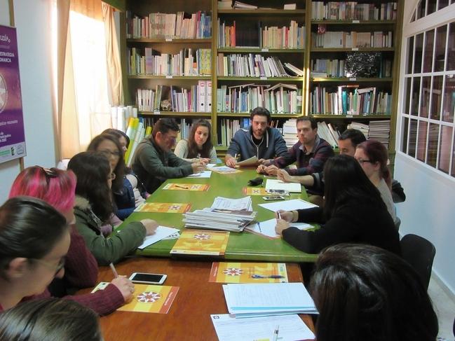 Encuentro de Jóvenes en la comarca de Tentudía